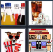 4 Pics 1 word Level 98 Answers