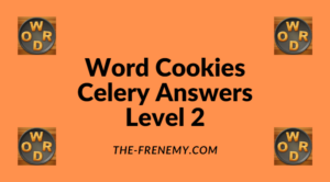Word Cookies Celery Level 2 Answers