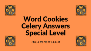 Word Cookies Celery Special Level Answers