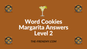Word Cookies Margarita Answers Level 2