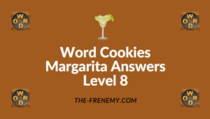 Word Cookies Margarita Answers Level 8