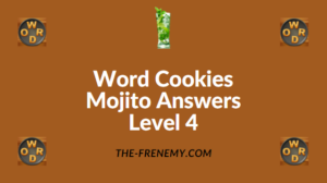Word Cookies Mojito Answers Level 4