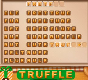 Word Cookies November 13 2020 Answers Puzzle Today
