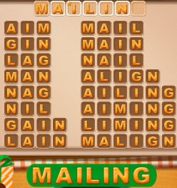 Word Cookies November 21 2020 Answers Today