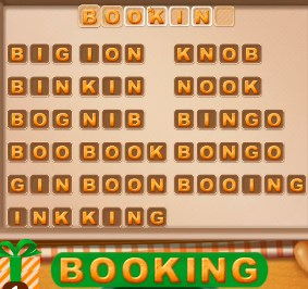 Word Cookies November 23 2020 Answers Today