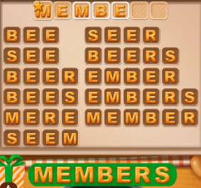 Word Cookies November 27 2020 Answers Today