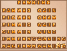 Word Cookies November 30 2020 Answers Today