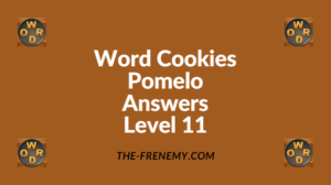 Word Cookies Pomelo Level 11 Answers