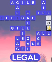 Wordscapes November 17 2020 Answers Today