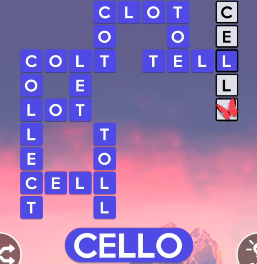 Wordscapes November 9 2020 Answers Puzzle Today