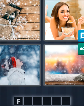4 Pics 1 Word Bonus December 3 2020 Answers Today