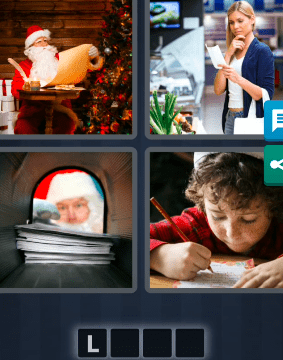 4 Pics 1 Word December 12 2020 Answers Today