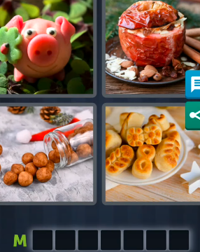 4 Pics 1 Word December 20 2020 Answers Today