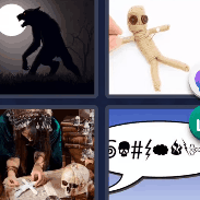 4 Pics 1 Word Level 1318 Answers 2021