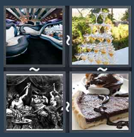 4 Pics 1 Word Level 1560 Answers