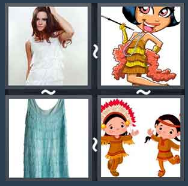 4 Pics 1 Word Level 1571 Answers