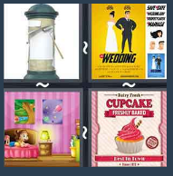 4 Pics 1 Word Level 1623 Answers
