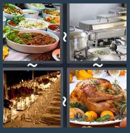 4 Pics 1 Word Level 1647 Answers
