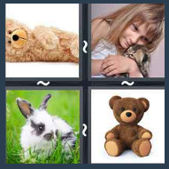 4 Pics 1 Word Level 1694 Answers