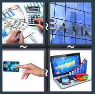 4 Pics 1 Word Level 1713 Answers