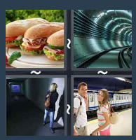 4 Pics 1 Word Level 1752 Answers