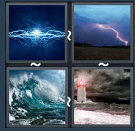 4 Pics 1 Word Level 1773 Answers