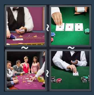 4 Pics 1 Word Level 1775 Answers