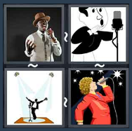4 Pics 1 Word Level 1776 Answers