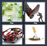 4 Pics 1 Word Level 1785 Answers
