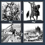 4 Pics 1 Word Level 1797 Answers