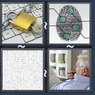 4 Pics 1 Word Level 1802 Answers
