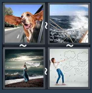 4 Pics 1 Word Level 1803 Answers