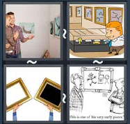 4 Pics 1 Word Level 1804 Answers