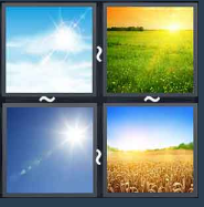 4 Pics 1 Word Level 1826 Answers