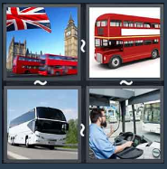 4 Pics 1 Word Level 1837 Answers