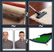 4 Pics 1 Word Level 1849 Answers