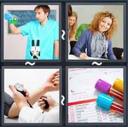 4 Pics 1 Word Level 1861 Answers