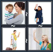 4 Pics 1 Word Level 1897 Answers