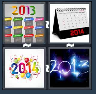 4 Pics 1 Word Level 1919 Answers