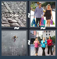 4 Pics 1 Word Level 1960 Answers