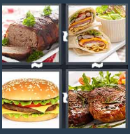 4 Pics 1 Word Level 1962 Answers