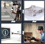 4 Pics 1 Word Level 1964 Answers