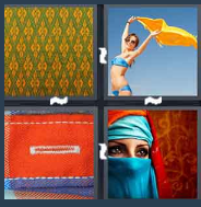 4 Pics 1 Word Level 1976 Answers