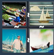4 Pics 1 Word Level 1993 Answers