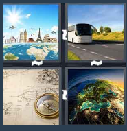 4 Pics 1 Word Level 2024 Answers
