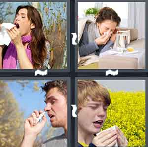 4 Pics 1 Word Level 2045 Answers