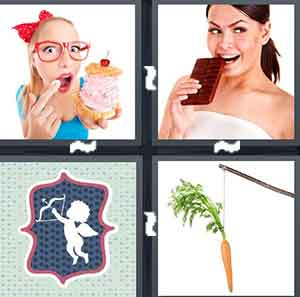 4 Pics 1 Word Level 2055 Answers