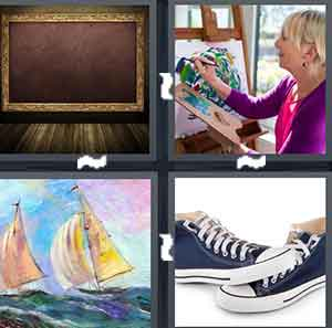 4 Pics 1 Word Level 2090 Answers