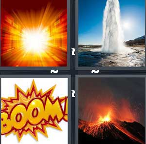4 Pics 1 Word Level 2412 Answers
