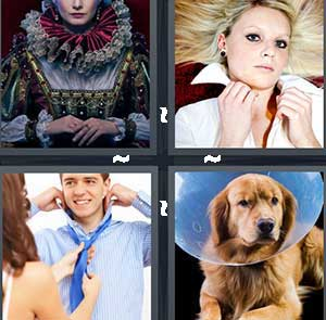 4 Pics 1 Word Level 2447 Answers